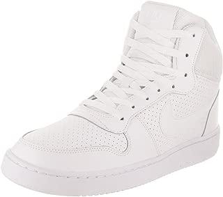 Mens Court Borough MID White White Size 11