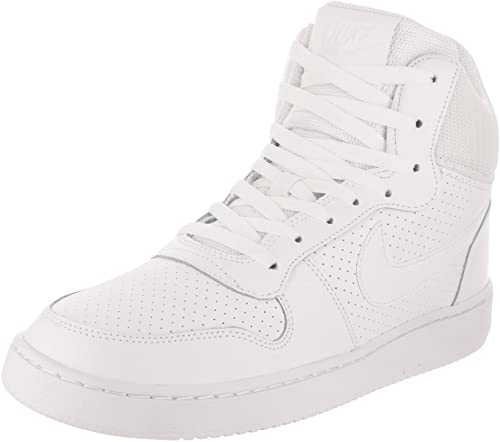 Nike Court Borugh Mid, Chaussures de Sport-Basketball Homme