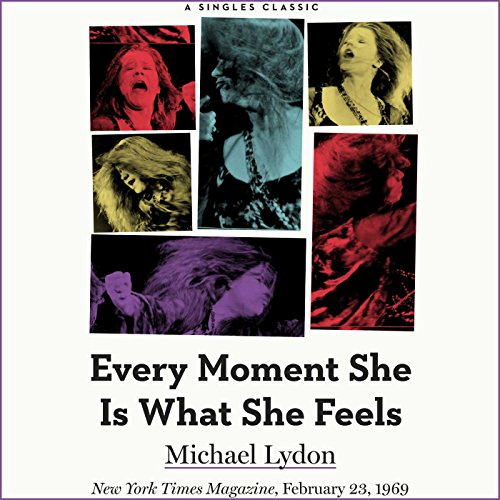 Every Moment She Is What She Feels cover art