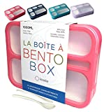 Bento-Box Lunch-box Containers for Kids Girls Toddler...