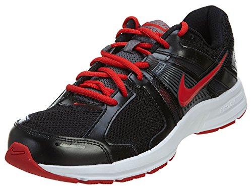 Nike Men's Dart 10 Black/Chllng Red/Drk Gry/Blk Running Shoe 8.5 Men US