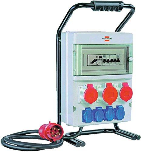 Brennenstuhl 1154900 Draagbare stroomverdeler BSV 4/32 FS IP44 voor bouwplaatsgebruik en outdoor