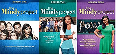 The Mindy Project Seasons 1-3