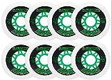 Labeda Wheels Inline Roller Hockey Gripper Asphalt Outdoor White 72mm / 80mm 83A