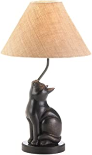 VERDUGO GIFT Curious Cat Lamp