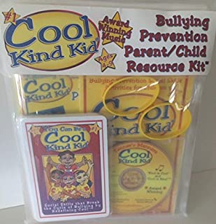 Cool Kind Kid Bullying Prevention Parent /Child Resource Kit