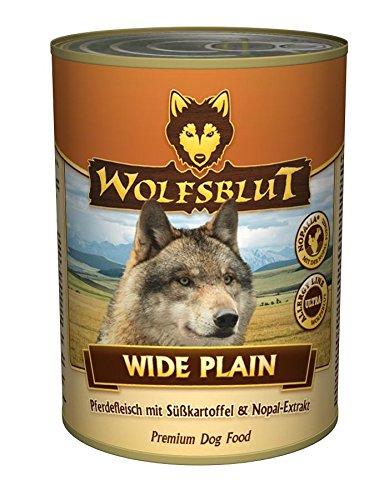 Wolfsblut Dose Wide Plain | 6x800g Nassfutter