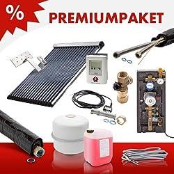 Premiumset Solaranlage 35,24 m²