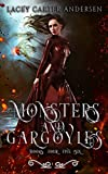 Monsters and Gargoyles: (Books 4-6): A Paranormal Reverse Harem Romance (Monsters and Gargoyles Box Set)