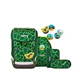 ergobag Cubo Light Schulranzen-Set 5tlg. inkl. Klettie-Set