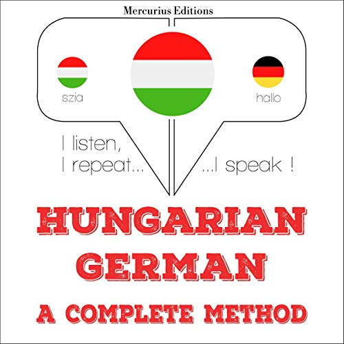 Hungarian – German. A complete method cover art