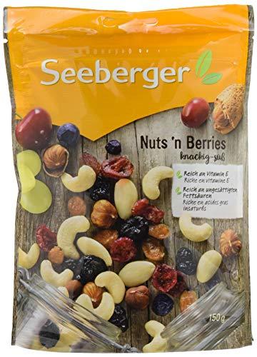 Seeberger Nuts \'n Berries knackig süss, 175 g