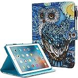 MOKASE iPad Mini Case, Mini 2/3/4/5 Case, Leather Smart