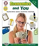 Mark Twain Media | Economics and You Resource Workbook | 5th–8th Grade, 64pgs