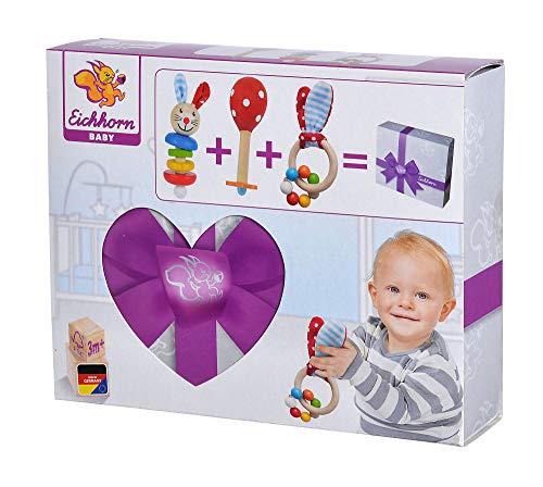 Eichhorn 100017045 - Baby Starter/Geschenke Set...