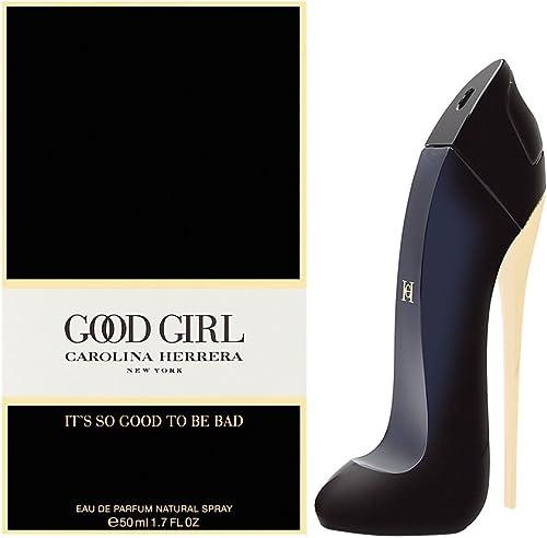 Carolina Herrera Good Girl Eau De Parfum Spray for Women, 1.7 Ounce, Multi