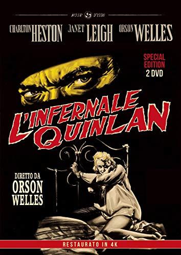Infernale Quinlan (L') (Edizione Restaurata 4K) (2 DVD)