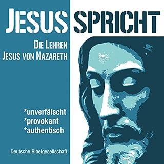 Jesus spricht Titelbild