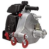 Cabrestante portátil Winch Gas–2.1HP, 50cc Honda ghx-50Motor, Capacidad de 1-ton, Modelo # pcw-5000