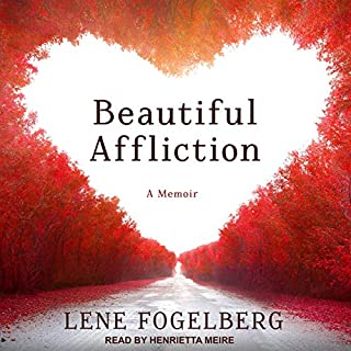 Beautiful Affliction audiobook cover art