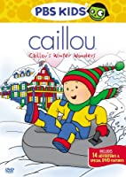 Caillou's Winter Wonders [DVD] [Import]