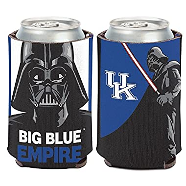 NCAA University of Kentucky Can Cooler, 12 oz