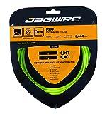 Jagwire Pro Cables y Fundas para Adulto, Unisex, Verde, Talla única