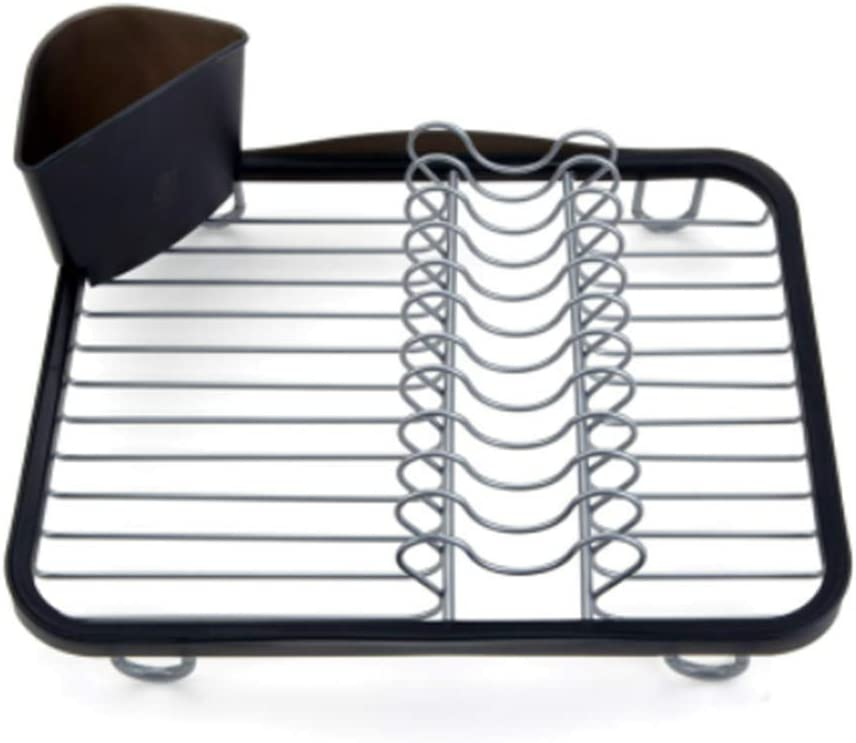YJ Stainless Steel Max 77% OFF Dish Rack Grayware Holder Detachable for with 35% OFF