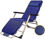 Sonnenliege Gartenstühle Liege Gartenstuhl In Haus & Küche Faltbare Sonnenliege mit Kissen Zero...