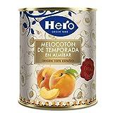 Hero Melocotón en Almibar Conserva de Frutas, 500g