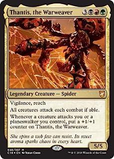 Magic: the Gathering - Thantis, The Warweaver - Commander 2018