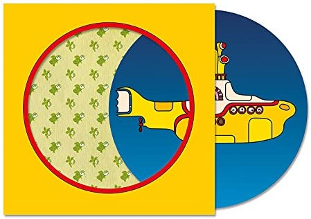Yellow Submarine 7 Picture Disc product image