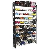Thulos Zapatero estanteria con Capacidad de hasta 50 Pares de Zapatos TH-HW006.