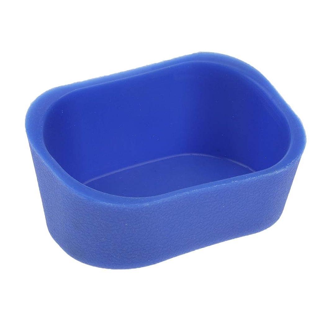 デザートトランペット首謀者Perfeclan サロンネックピロー シャンプーボウル ネックレス クッション ピロー サロン 5色選べ - 青