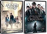 ANIMALI FANTASTICI - Dove Trovarli + I Crimini di Grindelwald (2 Film in DVD) Edizione Italiana