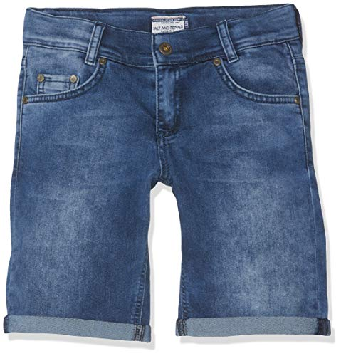 SALT AND PEPPER Jungen Short Boys Jeans, Blau (Original 099), 110