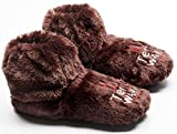 Microwave Toes and Feet Warmers Cordless (Cozy Toasty Warming Socks) - Improved Circulation, Relaxation, Heat, Massaging, and Raynauds Cold Foot Relief - Men and Women