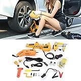 Ausla Herramienta de reparación de neumáticos, Gato de Coche Muy práctico y Duradero para automóvil