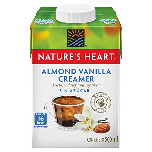 Leche De Almendras Walmart marca Nature's Heart
