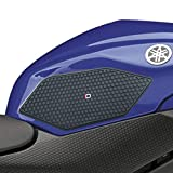 Adhesivo protector lateral depósito para Yamaha R6_HDR227 negro