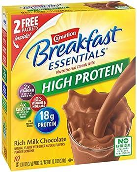 Carnation Breakfast Essentials High Protein Powder Drink Mix