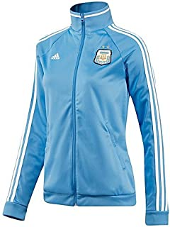 adidas Womens Argentina Home Track Top