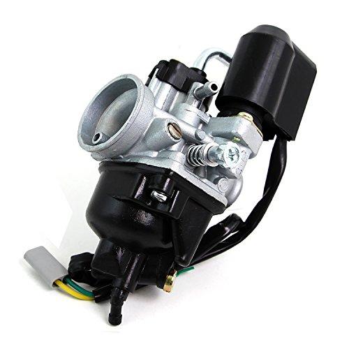 Carburateur de rechange 17,5 mm pour Keeway RY8 50, F-Act 50, ARN 50, Matrix 50, Easy 50, Swan 50, RY6 50, Hacker 50, Pixel 50