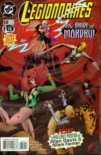 Legionnaires #50 (The Bride of Mordru)