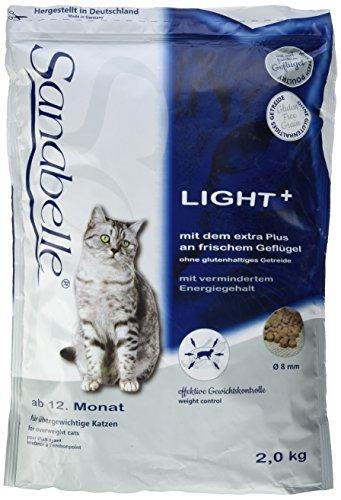 Bosch Sanabelle Light Croquette pour Chat Adulte 2 kg