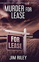 Murder For Lease: Large Print Hardcover Edition
