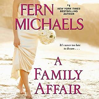 Page de couverture de A Family Affair