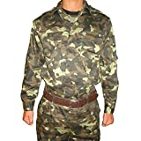 USSR/Russian Military Camo Uniform Set BDU Suit (L (US) or 50 (EU))