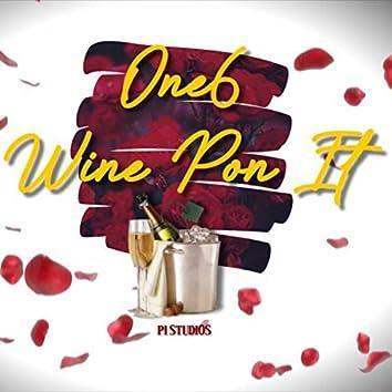Wine Pon It