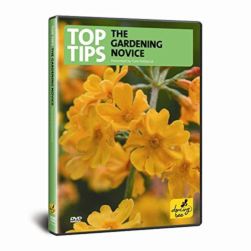 Top Tips For The Gardening Novice [DVD]
